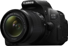 Canon EOS 700D, 18-55mm IS STM Kit, 18 MP, Schwarz
