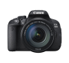 Canon EOS 700D, 18-135mm IS STM Kit, 18 MP, Schwarz