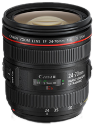 Canon EF 24 mm - 70 mm f/4.0 L IS USM