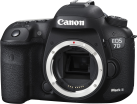 Canon EOS 7D Mark II Body, 20.2MP, Schwarz