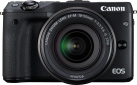 Canon EOS M3, 18-55mm IS STM Kit, 24.2 MP