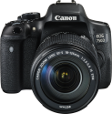 Canon EOS 750D, 18-135 mm IS STM Kit, 24.2 MP