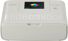 CANON SELPHY CP1200 + Printing Kit, blanc