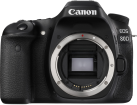 Canon EOS 80D, Body, 24.2MP, Noir