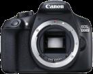 Canon EOS 1300D, Body, 18 MP, Schwarz