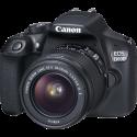 Canon EOS 1300D - Spiegelreflexkamera (APS-C) - 18 MP - WiFi - Schwarz