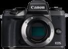 Canon EOS M5 - Systemkamera - Body - Schwarz + Adapter