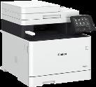 Canon i-SENSYS MF735Cx - Multifunktionsdrucker - 600 x 600 dpi - Weiss