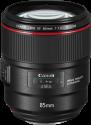 Canon EF 85MM F/1.4L IS USM - Objektiv - Brennweite: 85 mm - Schwarz