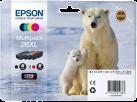 EPSON 26XL Multipack, schwarz, gelb, cyan, magenta
