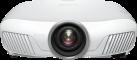 EPSON EH-TW7300 - Projecteur 3LCD - avec Technologie d'amélioration 4K - Blanc