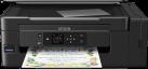EPSON EcoTank ET-2650 - Multifunktionsdrucker - Wi-Fi - Schwarz