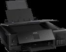 EPSON Eco Tank ET-7750 - Tintenstrahldrucker - Hochwertiger Fotodruck in DIN A3 - Schwarz