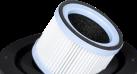 duux DUAPF01 - Sphere Filter - Für Luftbefeuchter - Weiss