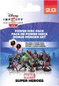 Disney Infinity 2.0 Marvel Bonus Münzen Set