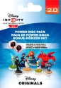 Disney Infinity 2.0 Originals Pack de Power Discs