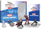 Disney Infinity 2.0: Marvel Super Heroes Starter Pack, Wii U, multilingue