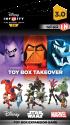 Disney Infinity 3.0 Toybox Spielerweiterung - Takeover