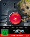 Guardians Of The Galaxy - Vol.2 - 3d+2d - Steelboo