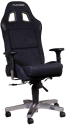 Playseat® Office Seat Alcantara, nero