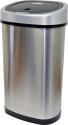 TREBS 99208 - Sensor Abfallcontainer - Volumen: 50 Liter - Edelstahl