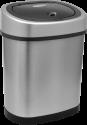 TREBS 99208 - Sensor Abfallcontainer - Volumen: 12 Liter - Edelstahl