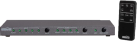 MARMITEK Connect 621 UHD 2.0 - Commutateur HDMI - 4 voies - Argent