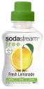 sodastream Free Fresh Lemonade 500ml
