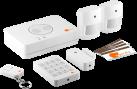 EgardiaALARM-04 - Sistemi di allarme - 104 dB - Bianco