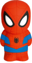 PHILIPS 717684016 Spiderman - SoftPal LED-Nachtlicht - Für Kinder - Rot/Blau