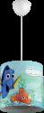 PHILIPS 717519016 Finding Dory - Pendelleuchte - Für Kinder - Blau