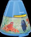 PHILIPS 717699016 Finding Dory - LED-Projektor-Tischleuchte - Für Kinder - Blau