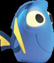 PHILIPS 717689016 Dory - SoftPal LED-Nachtlicht - Pour enfans - Bleu