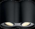 PHILIPS hue Pillar 56332/30/P7 - Spot - 50 W - Schwarz