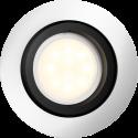 PHILIPS Milliskin - Spot à encastrer - 5.5 W - Gris/Noir