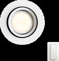 PHILIPS Milliskin - Spot à encastrer - 5.5 W - Noir