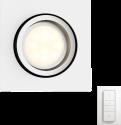 PHILIPS Milliskin Square - Spot à encastrer - 5.5 W - Blanc
