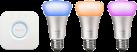 PHILIPS hue Starter Set E27 - weiss und farbig