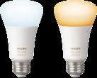 PHILIPS Hue White Ambiance - 2 ampoules - Fixation E27