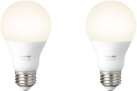 PHILIPS Hue White - 2 Lampen - E27 Sockel