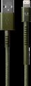 FRESH' N REBEL Fabriq Lightning - USB Kabel - 3 m - Grün