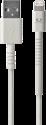 FRESH' N REBEL Fabriq Lightning - USB Kabel - 3 m - Grau