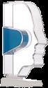 StashHead SH 122, bleu