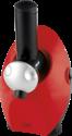 TREBS 99283 - Sorbetmaschine - 150 W - Rot