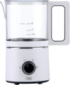 TREBS 99326 - Milchaufschäumer - Schäumkapazität: 250ml - Weiss
