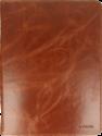 VALENTA Universal Tablet Booklet Classic L - Braun