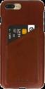 VALENTA Backcover Classic Luxe - für iPhone 7 Plus - Braun
