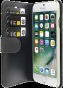 VALENTA Booklet Classic Luxe - für iPhone 7 - Schwarz