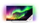 PHILIPS 65OLED873/12 - OLED-TV - 4K-Display 65 (164 cm) - UHD - Silber