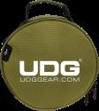 UDG U9950GR - Premium-Kopfhörertragetasche - Grün